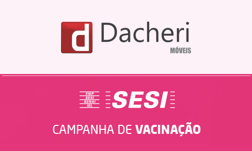 Campanha SESI de vacinação contra a gripe 2017