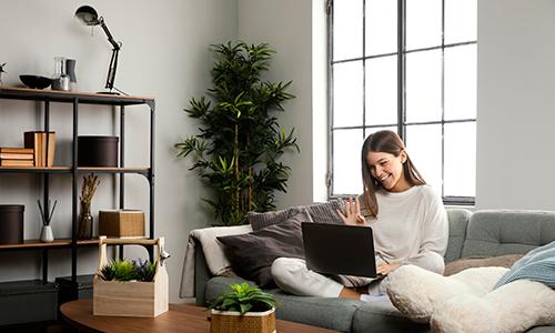 Superfícies para móveis e o design focado no bem-estar