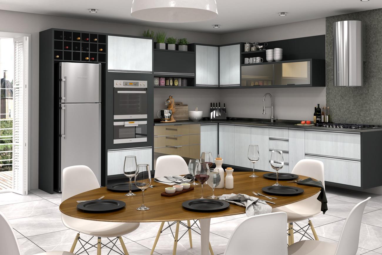 Cozinhas - ref: 6010