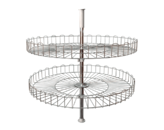 Acessórios - Cesto giratório